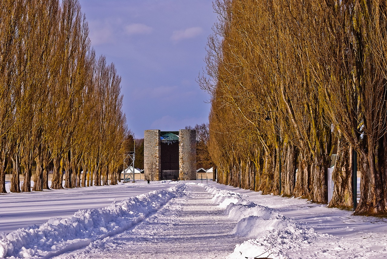 Dachau Concentration Camp Memorial