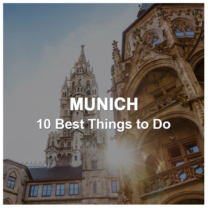 Best things to do in Munich this Summer