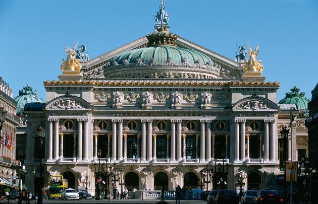 Palais Garnier Paris