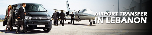 airport transfer lebanon