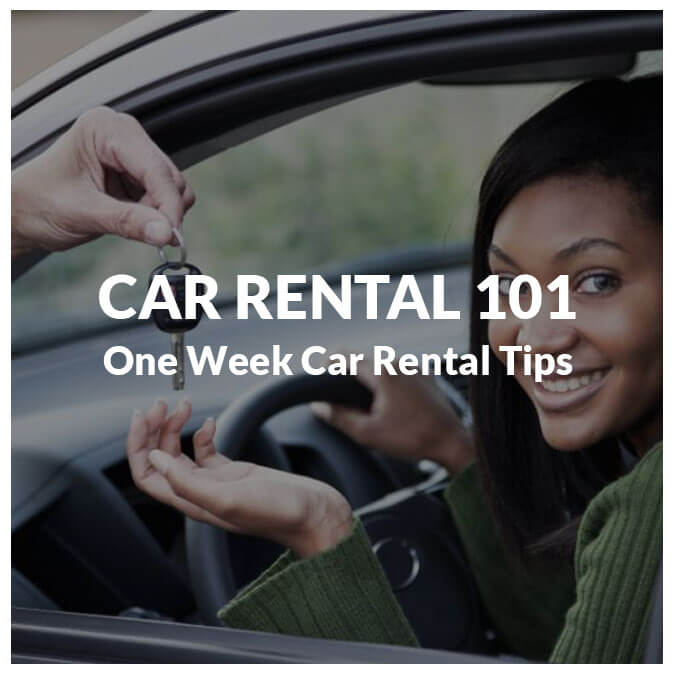 Car Rental Tips: What is the Cheapest Way to Rent a Car for a Week?