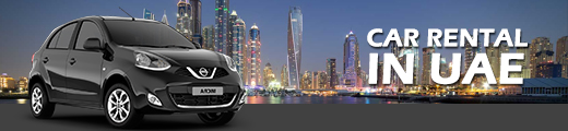 rent a car rules in the uae