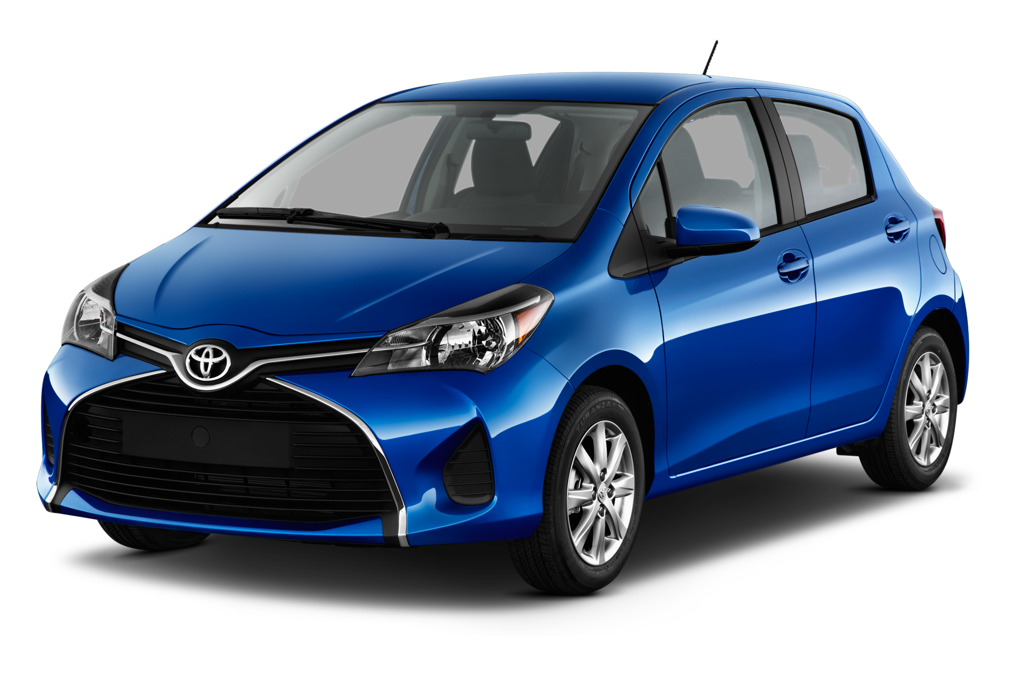 Toyota Yaris, what is the best type of car to rent