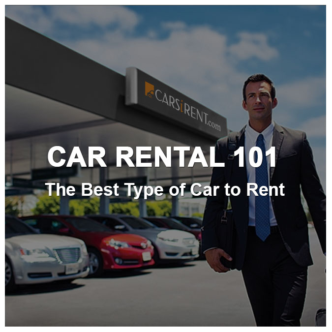 The Best Type of Car to Rent