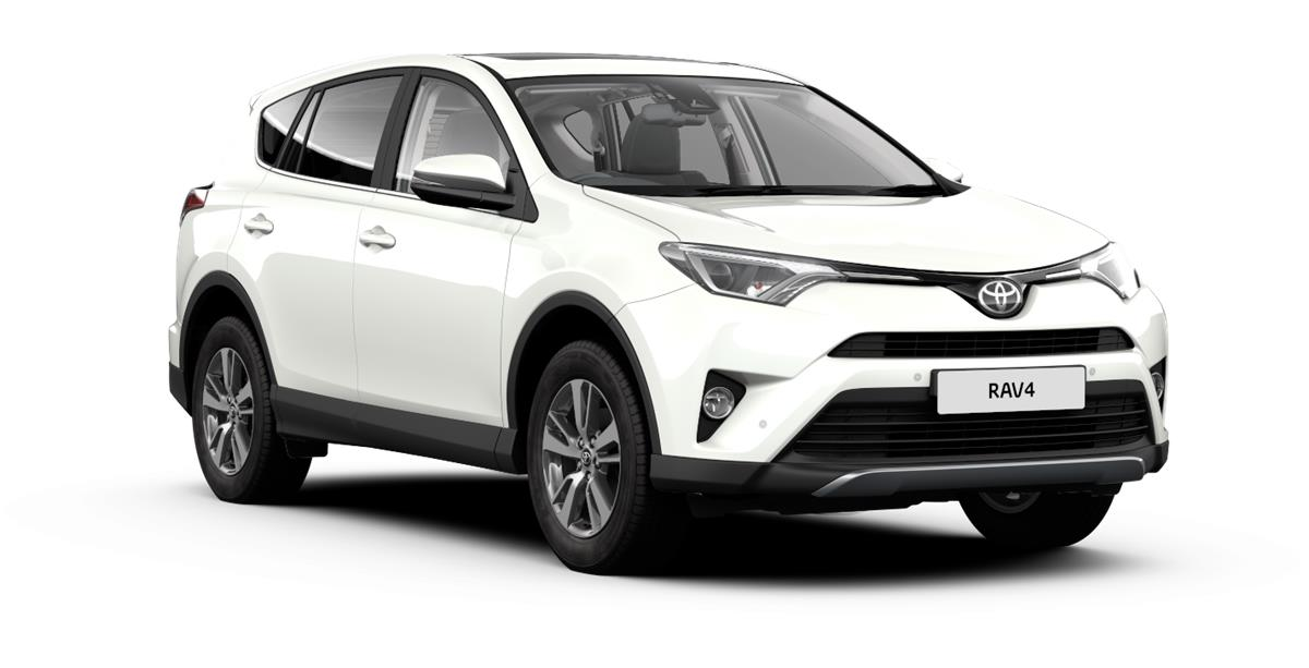 Toyota Rav4, what is the best type of car to rent