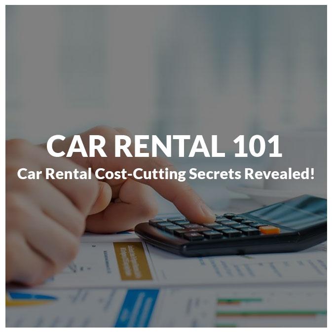 Car Rental Cost-Cutting Secrets Revealed!