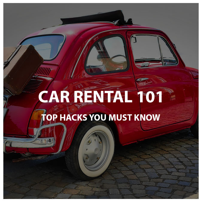 Car Rental Hacks