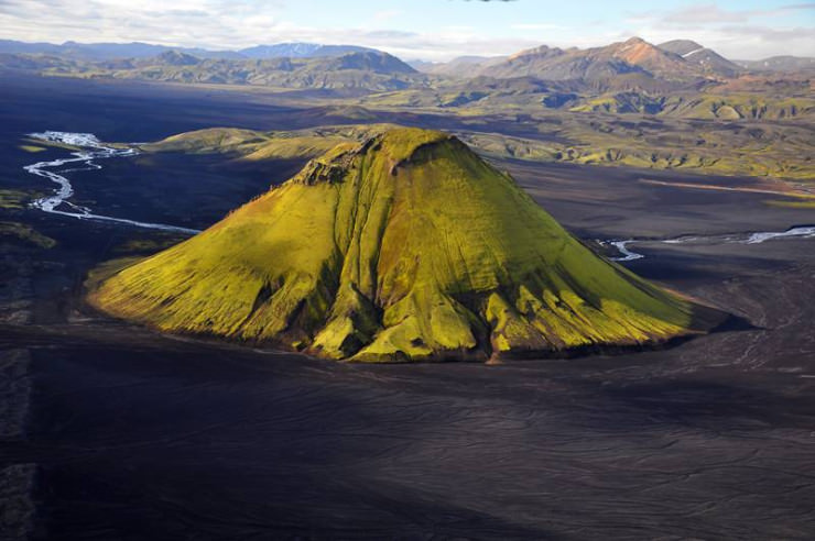 Maelifell Volcano - The Best Places to Visit in Iceland
