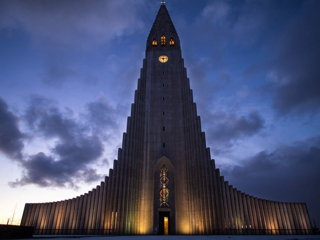 Hallgrimskirkja - The Best Places to Visit in Iceland