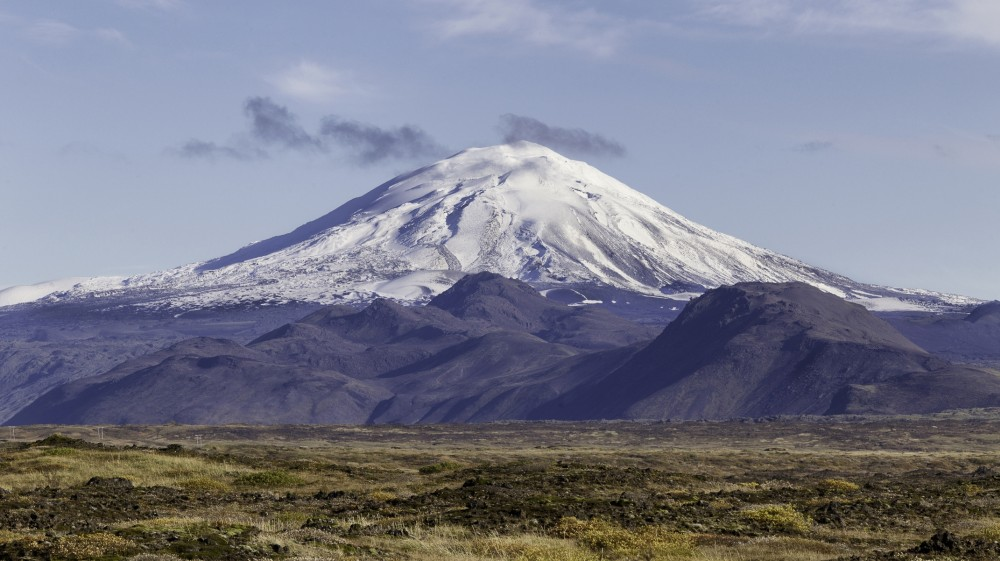The Volcano Hekla - The Best Places to Visit in Iceland