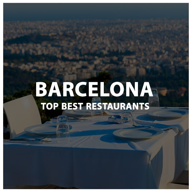 Barcelona Best Restaurants get to know them