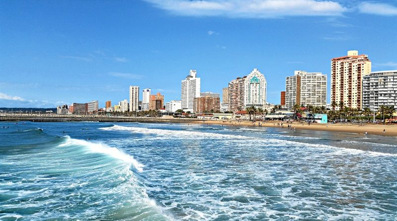 Durban, one of the top cities to visit in South Africa