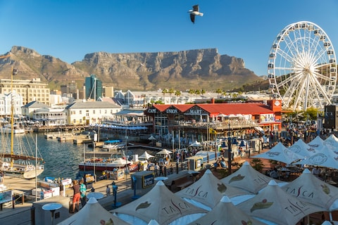 Cape Town, one of the top cities to visit in South Africa