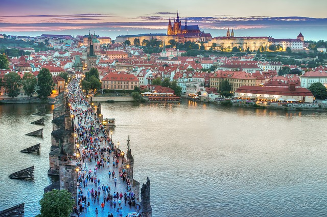 prague best cities to visit in europe
