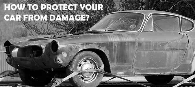 Protect Your Car From Damage | Tips & Tricks