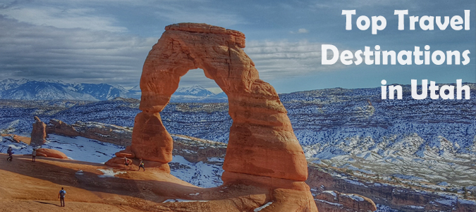 Top Travel Destinations in Utah for an Unforgettable Adventure