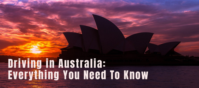 Driving in Australia: Everything Your Need To Know
